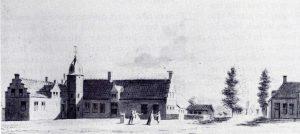 Huis_te_Ansen_door-Cornelis_Pronk_1732